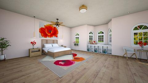 Poppy - Bedroom  - by disa