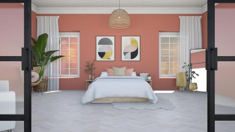 s l e e p_w e l l - Modern - Bedroom  - by Marlisa Jansen