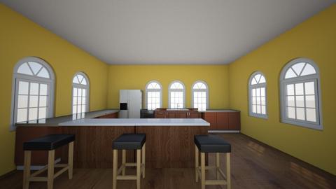 kitchen - Kitchen  - by PandaPrincess