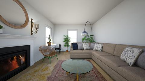 Hollys DC Home - Living room  - by ericariha