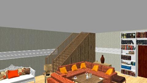 My Vintage Livingroom - Vintage - Living room  - by Caityb_sbc