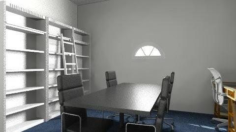 The Gulleys - Minimal - Office  - by FaithNeverEnds