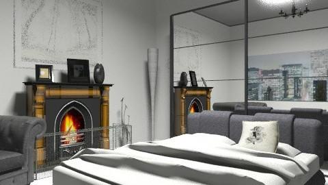 BB - Minimal - Bedroom  - by milyca8