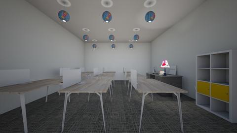 Yayx2 School room - by Yay x2 Design