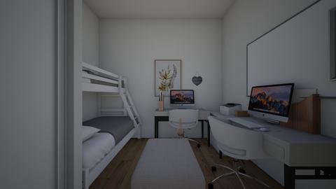 my bedroom - Modern - Bedroom  - by RANDJEAN