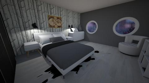 Lilis design  - Modern - Bedroom - by Lili Cooley