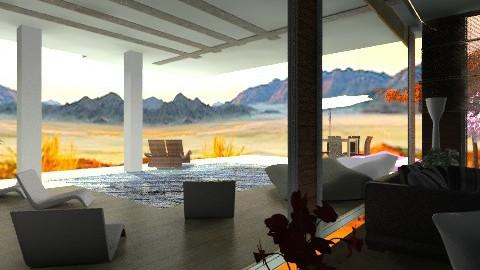 spa house 1 - Modern - by calu13
