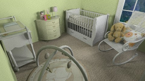 baby mine - Kids room  - by deleted_1550519236_sorroweenah