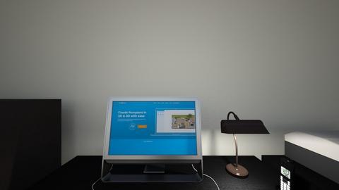 Apartment BR Desk - Bedroom  - by WestVirginiaRebel