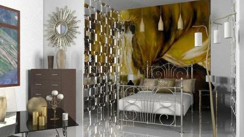 Ex1 - Classic - Bedroom  - by SariJo