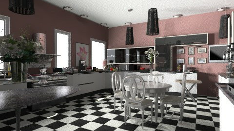 loww - Eclectic - Kitchen  - by nataliaMSG