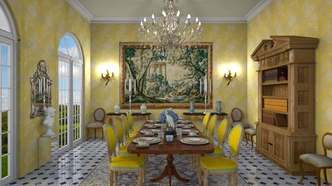 PALACE DINING - by arquicass