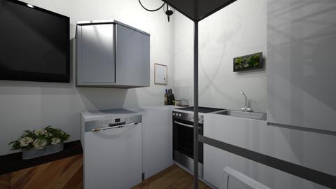 Mini house 1 - Modern - by thepurplepenguin2244