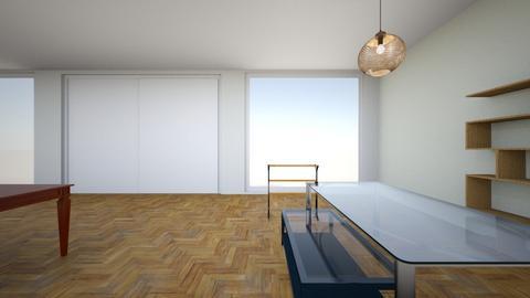 Interior2 - Living room  - by Danielruiz