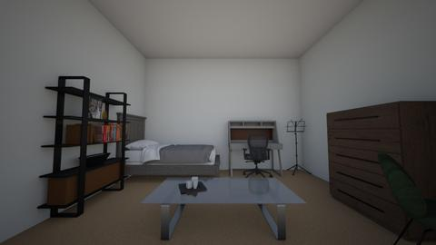 my dream room - Bedroom  - by Challenger_1609