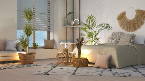 Bedroom Idea - by Parakeet