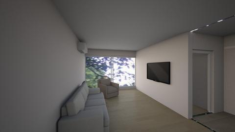 TV ksds - Living room  - by sinemarb