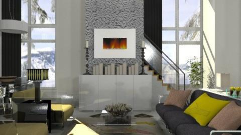 Deleste - Eclectic - Living room  - by du321