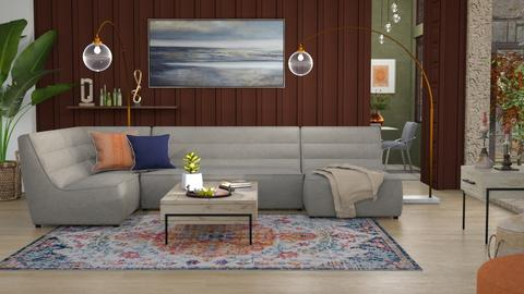 M_Evening tide - Living room  - by milyca8