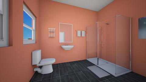a random bathroom - Bathroom  - by michael_heaven24