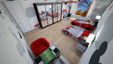 family home 148 - Modern - Kids room - by Stavroula Chatzina