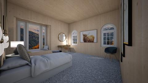 Contest llamaperson - Bedroom  - by llamaperson