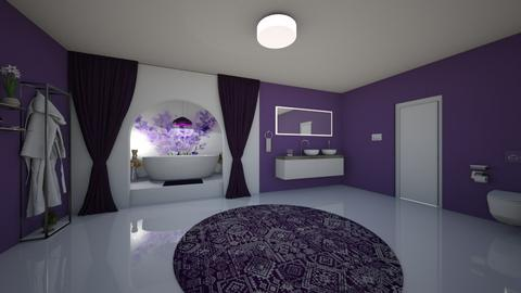 lavender  - by milica tanurdzic