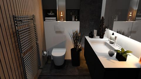 toilet - by zarky