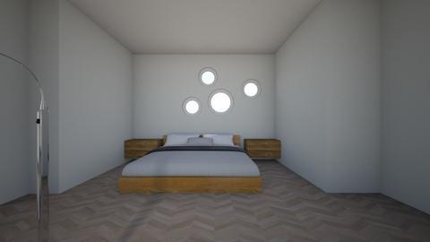 mod bedroom - by ckolessar