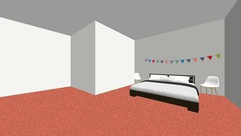 Feride - Bedroom - by Feride Agdaci