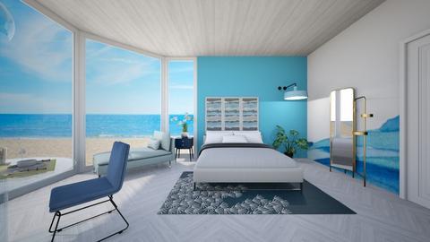 Beach - Bedroom  - by heyfeyt