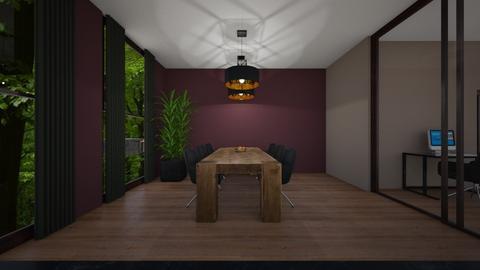Hoek woonkamer - Living room - by charlottesmits