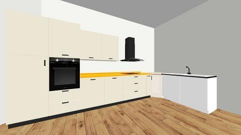 KItchen L type  - Kitchen  - by ReichmanAlex
