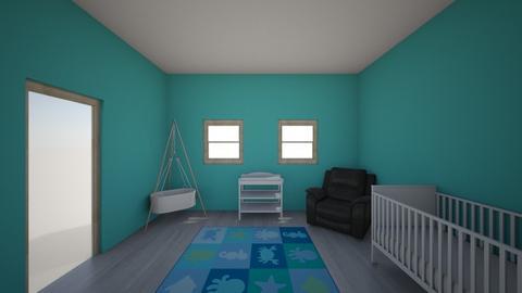 nursery - Bedroom  - by karmynbarlow23