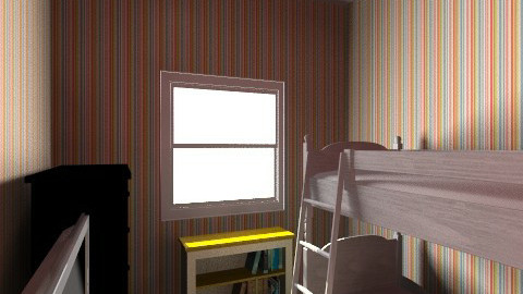my bedrooms at hyma - Glamour - Bedroom - by Jessica Vasey