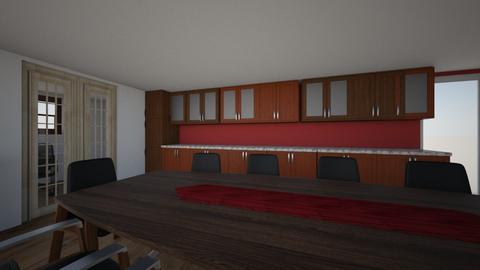 1 - Kitchen  - by lriffel