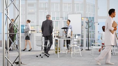 Office - Modern - Office  - by HenkRetro1960