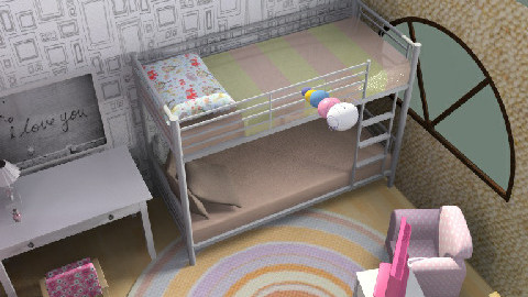 Childrens Room - Classic - Kids room  - by bhagt
