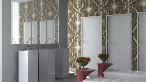 Just For Ladies - Glamour - Bathroom  - by 3rdfloor