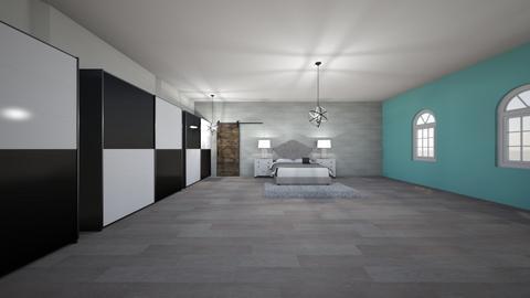 ganador  - Modern - Bedroom  - by nathaliaromelycastillopalacio