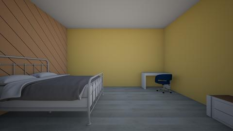 Gracie and Halle bedroom - Kids room - by grace137
