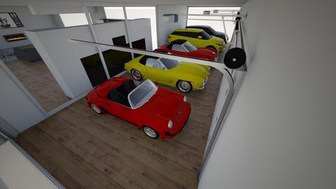 garage  - by jo_le