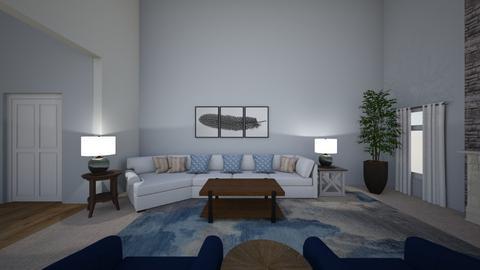 Cuddler - Living room  - by whoishodor
