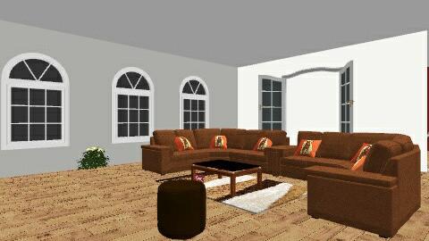 bootleg house plan - Modern - Living room - by delligirl