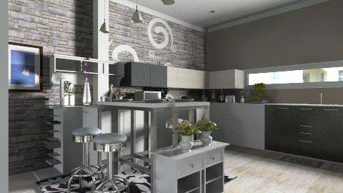 kitchen new 010 - Classic - Kitchen  - by Bandara Beliketimulla