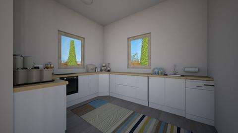 new kitchen - Kitchen  - by iveto3131