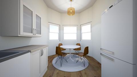 HGTV Kitchen - Kitchen - by samwerrell