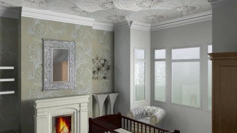 boy Grey - Glamour - Kids room  - by dipselvic