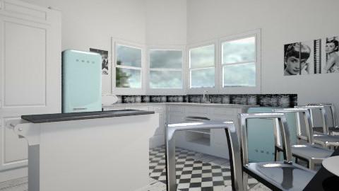 Dream_Kitchen - Kitchen - by TOP