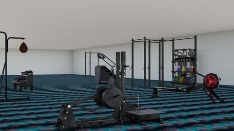 GYM ROOM - Masculine - by 367506